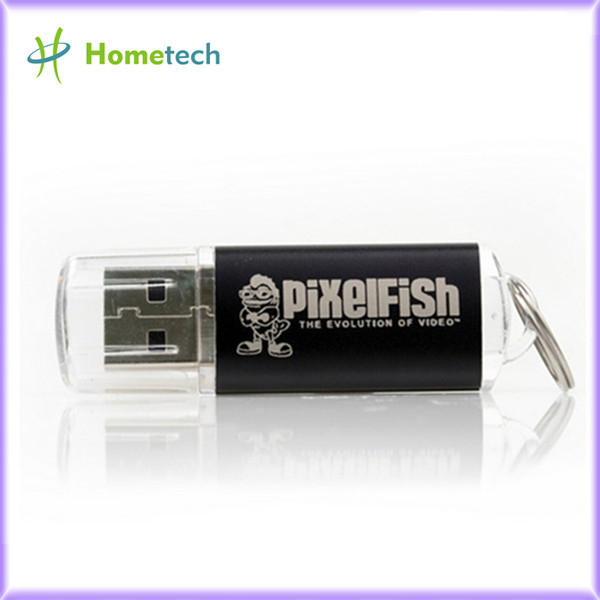 Plastic USB Flash Drive USB Memory Sticker