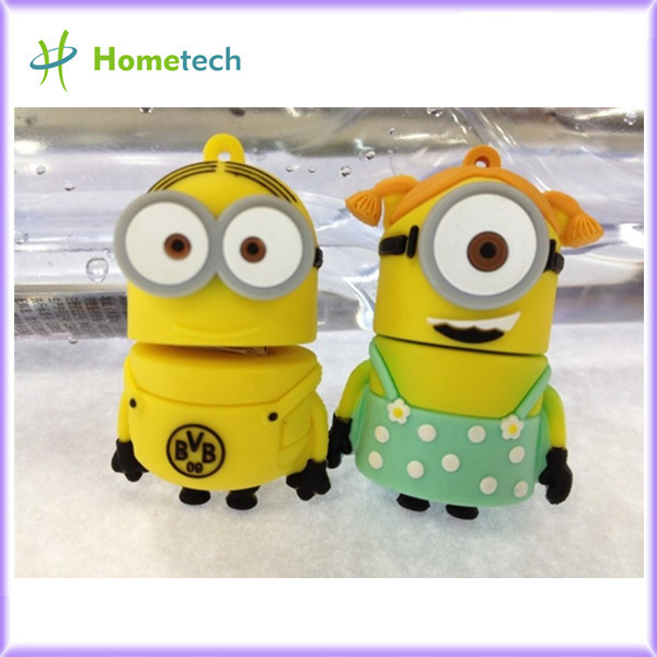 Minons usb flash, Original design, cartoon
