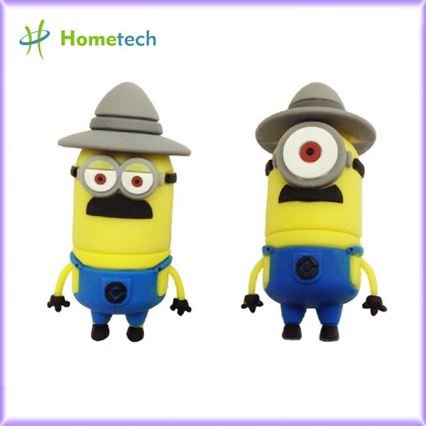 Minons Memory Stick Pen Thumb cute, Double