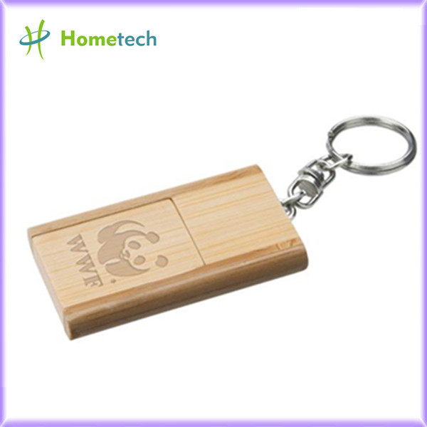 High Speed 2.0 Wooden USB Flash Drive