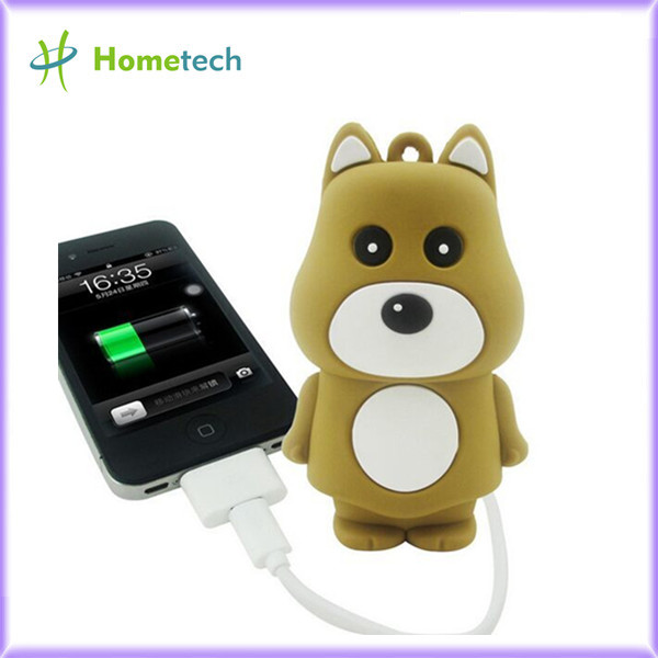 2600mAh / Bear shpare Mobile Phone charger