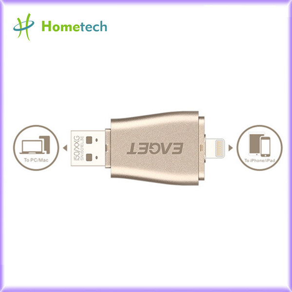 Portable otg usb flash drive for iphone, us
