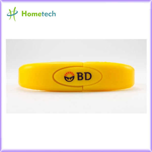 Wristband USB Flash Drive, USB 2.0 Wristban